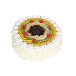 蛋糕/最佳恋人: 时令水果搭配新鲜优质奶油  [包 装]:高档