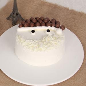 蛋糕/蘑菇精灵: 蘑古力小精灵,新鲜奶油搭配蘑古力  [包 装