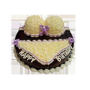 蛋糕/你我的小情话:鲜奶鸡蛋胚+香醇巧克力 祝 愿:送你一首简单的小情