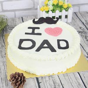 蛋糕/爸气十足: