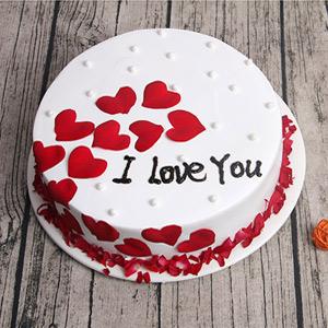 蛋糕/爱的滋味:新鲜奶油搭配时令水果 祝 愿:爱你是我这一生做过的
