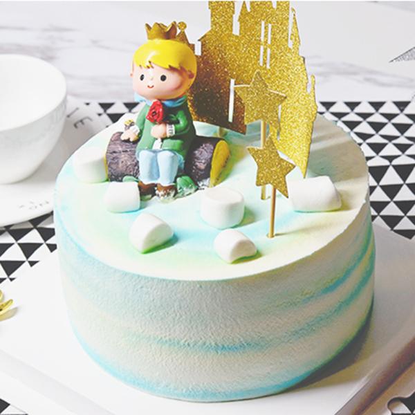 蛋糕/小王子: