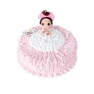 蛋糕/梦幻芭比:
