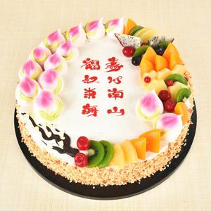 蛋糕/福禄寿来:
