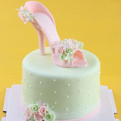 甜蜜高跟鞋