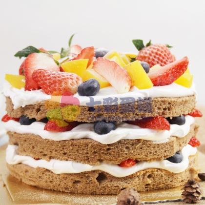 小清新裸蛋糕