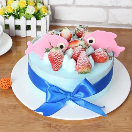 双鱼座专属蛋糕